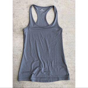 NEW‼️ Gray Stretchy Razor Back Workout Tank